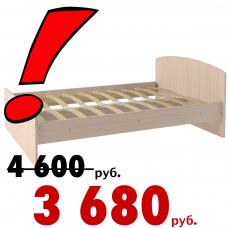 Кровать Классик 1400 мм