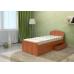 Кровать Волна с ящиками 800мм