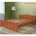 Двуспальная кровать Волна 1800 мм