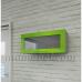 Шкаф Oli навесной горизонтальный остекленный 800