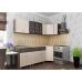 Кухня угловая ЛДСП эргономичная 2.25м х0.85м