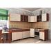Кухня угловая Тоника 2.45м х 1.25м