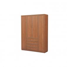 Шкаф платяной четырехстворчатый с ящиками Гарун - А110