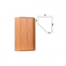 Шкаф угловой несимметричный Гарун - А403 МДФ