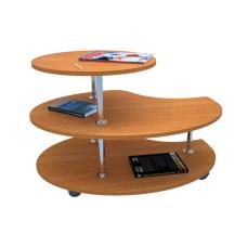 Журнальный стол Капля-2