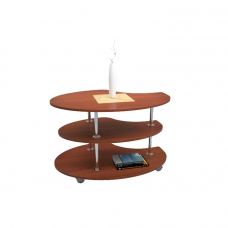 Журнальный стол Капля-3
