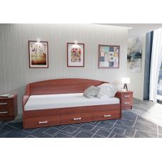 Кровать с ящиками Соня