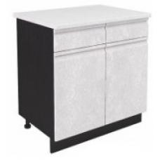 Шкаф Бруклин нижний с 2 ящиками 600