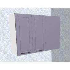 Шкаф Кёльн верхний приставной угловой 1000