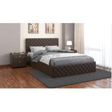 """Кровать """"Рондо"""" (экокожа)"""