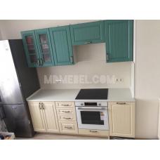 Кухня Бриз 2050х1500
