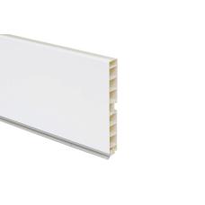 Цоколь 100мм Белый глянец