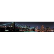 Кухонный фартук Город №3 Бруклинский мост