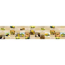 Кухонный фартук Кабанчик №5 Олива