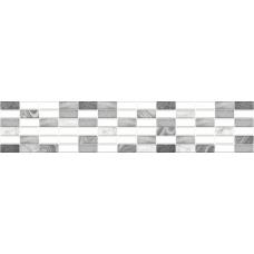 Кухонный фартук Кабанчик №9 Серый мрамор