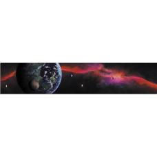 Кухонный фартук Космос №2 Земля