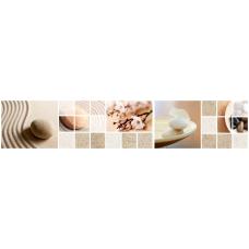 Кухонный фартук Миражи №19 Камни и песок