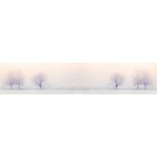 Кухонный фартук Миражи №26 Деревья в тумане
