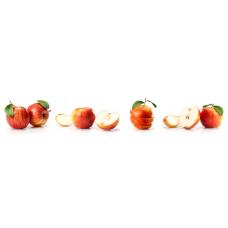 Кухонный фартук Гурман №34 Красные яблоки