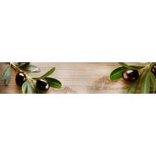 Кухонный фартук Гурман №52 Ветки маслин