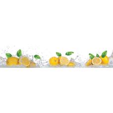 Кухонный фартук Гурман №22 Лимонная свежесть