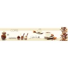 Кухонный фартук Гурман №27 Кофейная классика