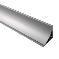 Плинтус для столешницы алюминиевый