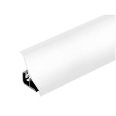 Плинтус для столешницы №301 Белый