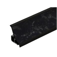 Плинтус для столешницы №1294 Гранит черный
