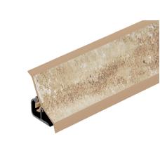 Плинтус для столешницы №1249 Слоновая кость