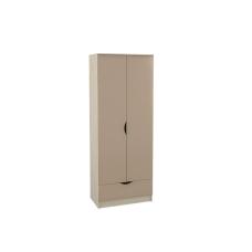 Шкаф двухстворчатый с ящиком КЛЕО