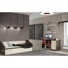 Кровать с ящиками - КР3Я-080