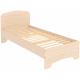 Кровать одноместная с ортопедическим основанием КМ09