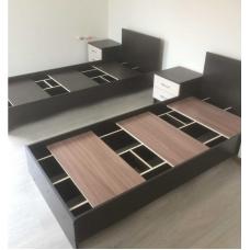 Кровать односпальная Рондо-800