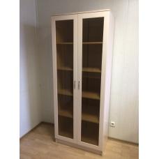 Шкаф Книжный стекло