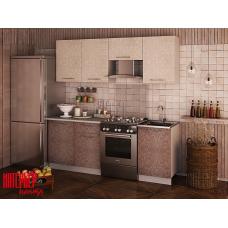 Кухня Oli мозайка какао-ваниль 2,1м