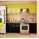 Кухня Oli Дюна зеленая 2.1м