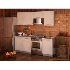 Кухня Oli мозайка ваниль 2,1м