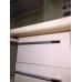 Кухня Oli-1.1 с врезной мойкой 38х38