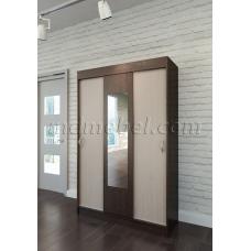 Шкаф с зеркалом Бася