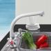 Смеситель кухонный Frap F5408-8 Белый