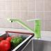 Смеситель кухонный Frap F4933 Зеленый