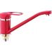 Смеситель кухонный Frap F4928-13 Красный