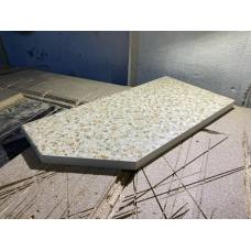 Столешница 300мм Пестрый камень