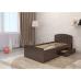 Кровать для дачи с ящиками для хранения 900мм