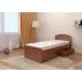 Кровать для дачи В с ящиками 800мм