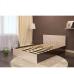 Кровать для дачи Вал с ящиками 1400мм