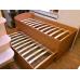 Кровать двухъярусная (выкатная)