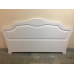 Кровать Лотос белый жемчуг