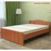 Двуспальная кровать Волна 1400